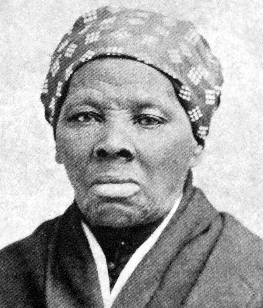 Foto de Harriet Tubman