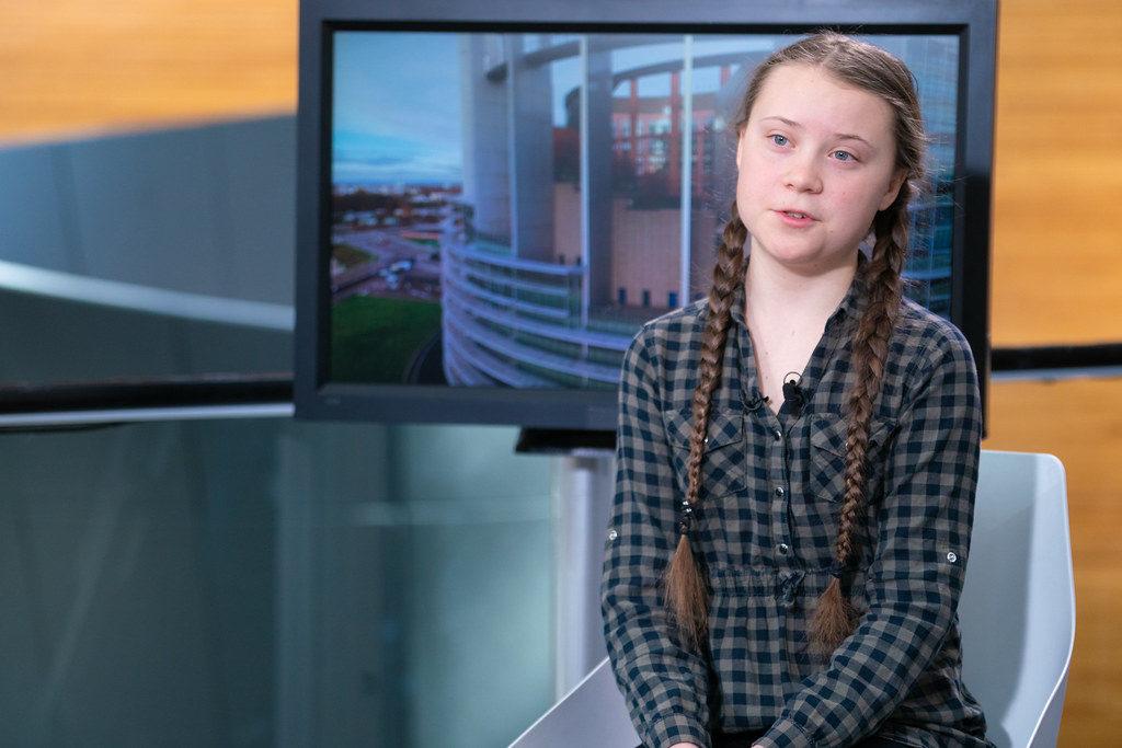 Greta Thunberg ativista