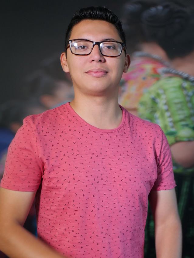 Gonzalo, 24, da cidade de El Salvador